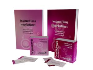 Instant Films angol tanukókártyák